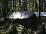 Obóz harcerski