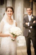 zdjęcie pary młodej ze ślubu