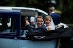 młoda para wesele